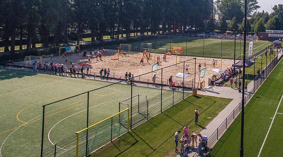 Beachcourt Sportpark de Laene